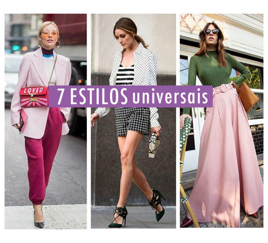 os sete estilos universais blog da mya haas