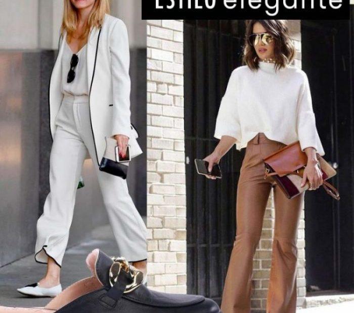 como se vestir elegante