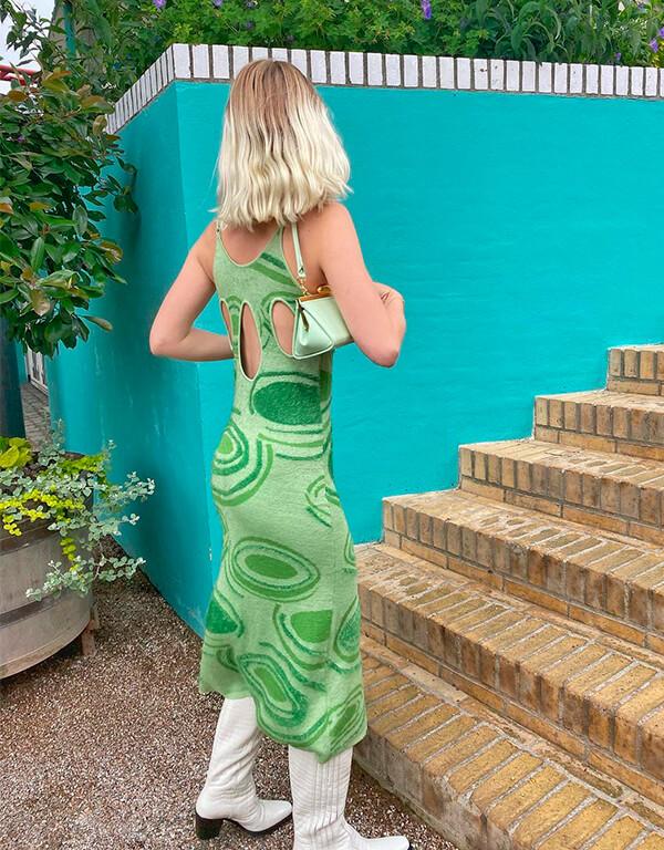 Foto: itens fashionistas estampa psicodelica anne johassen