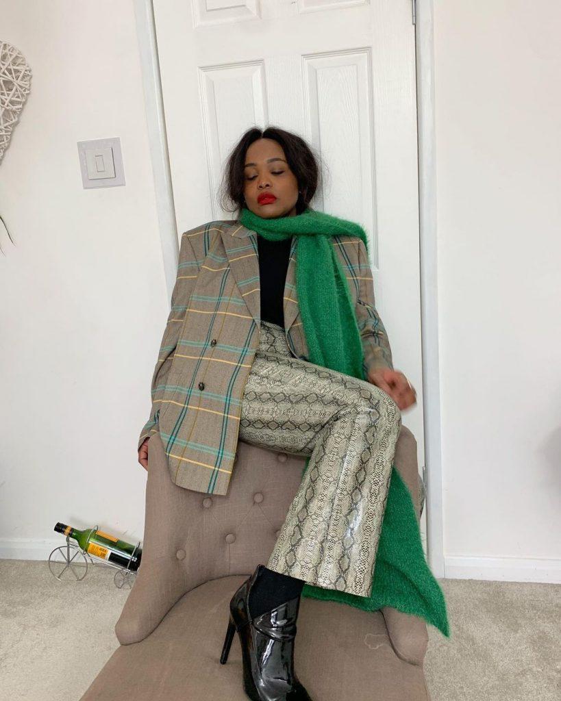 Itens Fashionistas: Foto peca de alfaiataria ada oguntodu
