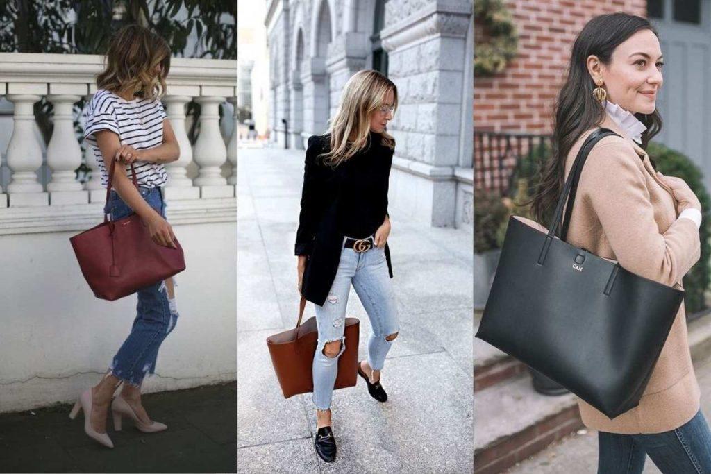 shopper bag bolsas que combinam com tudo