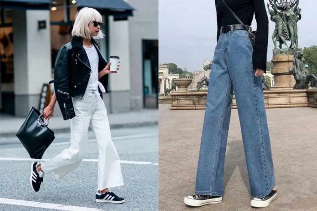 roupas confortáveis e estilosas calças
