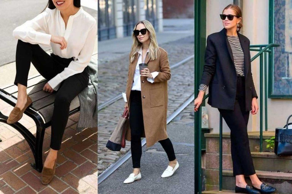 sapatos femininos para trabalhar mocassim