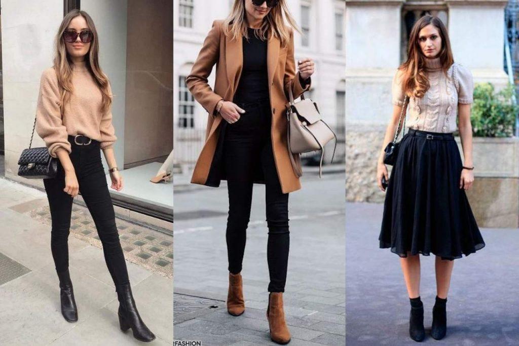 sapatos femininos para trabalhar bota